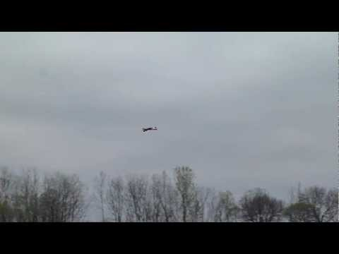 Hangar 9 – RC Pulse Aircraft – First Post Repair Flight