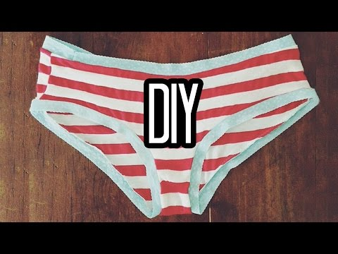 DIY Underwear | Get Thready With Me #2