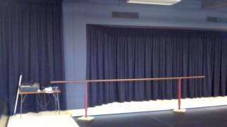 Lismore City Dance Curtain