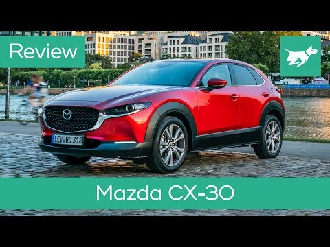 Mazda CX-30 2020 review – the best small SUV?