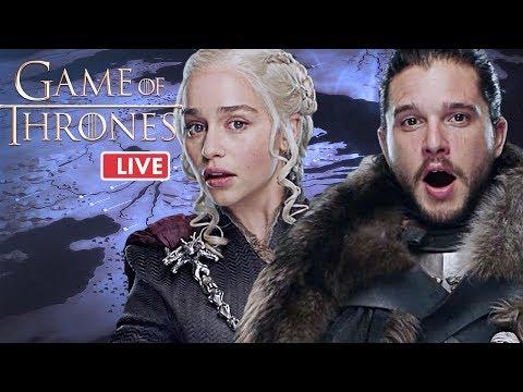 Game of Thrones: Der Drache und der Wolf! - Moviepilot Live Talk   Staffel 7 Episode 7