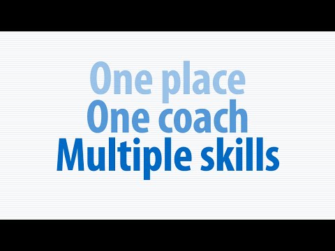 One Coach = Multiple Web Business Skills
