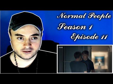Normal People REACTION | Episode 11 | Season 1
