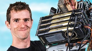 Video We THOUGHT this $40,000 PC would break records... MP3, 3GP, MP4, WEBM, AVI, FLV Juni 2019