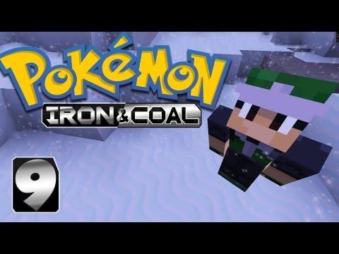 Pokémon: Iron & Coal [Pixelmon Part 9] - Frigid Quarry