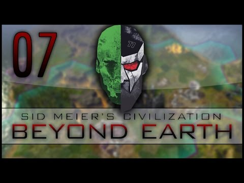Civilization: Beyond Earth Co-op LP – MadDjinn and Docm77 take on the Aliens – EP07