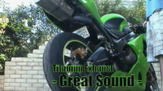 10. 2005 Kawasaki Ninja ZX 6R