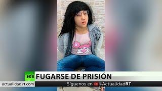 Líder de una Pandilla Brasileña se viste como su hija para Fugarse de Prisión