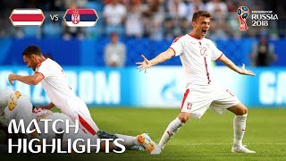 Video Costa Rica v Serbia - 2018 FIFA World Cup Russia™ - Match 10 MP3, 3GP, MP4, WEBM, AVI, FLV Maret 2019