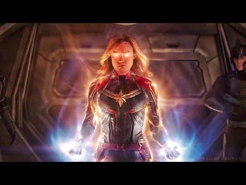 Captain Marvel Gets Her Full Powers Scene - Captain Marvel (2019) Movie CLIP HD