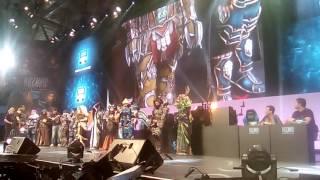 Blizzard Cosplay Contest Gamescom 2016 Part 2