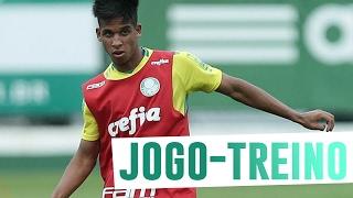 Os gols palestrinos foram do atacante Lucas Barrios (duas vezes) e do meia Hyoran. Leia mais: http://bit.ly/2lHZKoy ------------------------ Assine o Premier...