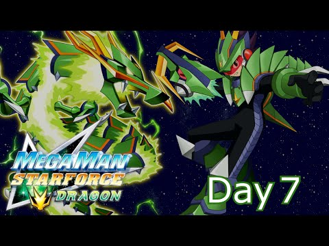 Mega Man Star Force: Dragon – Mega Stream – Finale: Gauntlet & Collectathon of Destiny