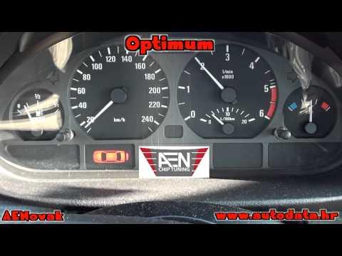 BMW 320d (e46) 2.0d 110Kw (150KS) 2004g EDC16c31 - AENovak Chip Tuning