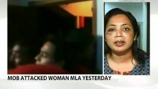 They Tried To Rape Me  MLA Who Was Attacked By Mob In Assam