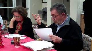 کلاس مولانا دکتر حقی و دکتر فرنودی  12/14/2012,       1