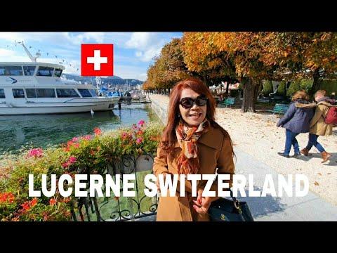 LUCERNE-SWITZERLAND kota yang selalu dikunjungi oleh wisatawan manca negara