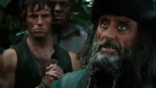 Pirates Of The Caribbean 123 & 4 Trailers