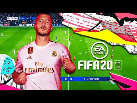 FIFA 20 DEMO GAMEPLAY! Real Madrid vs Liverpool
