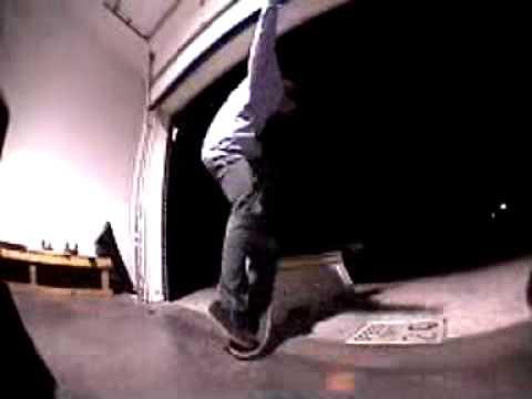 HONDO YETI Breathing in the Fumes of His Garage