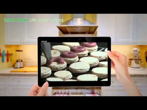 Video of ASUS@vibe+ (PAD version)