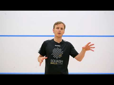 Squash tips: Advantages of being a left hander!