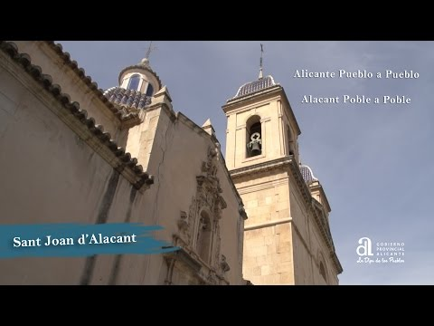SANT JOAN D'ALACANT Alicante, Pueblo a Pueblo