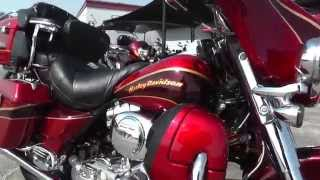 10. 954786 - 2005 Harley Davidson Screamin' Eagle Ultra Classic CVO FLHTCUSE - Used Motorcycle For Sale