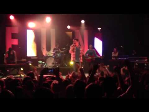 Fun. - We Are Young (Live in Charlottesville, VA)