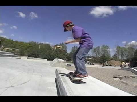 Huntsville Skatepark Montage