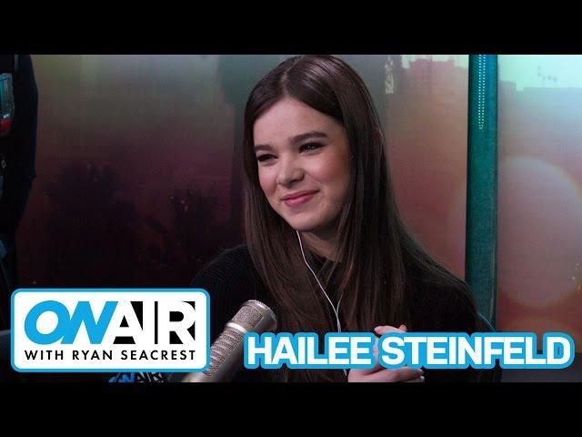 Hailee Steinfeld Explains Meaning Of Rock Bottom On Air ...