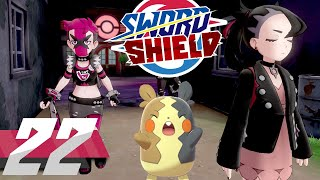 Pokémon Sword and Shield - Episode 22   Marnie's Town! by Munching Orange