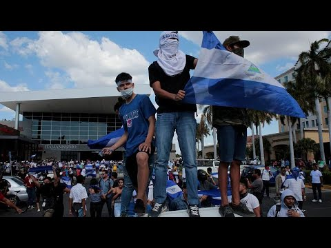 Νικαράγουα: Νέες διαδηλώσεις κατά του Ορτέγκα