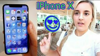 Video iPhone x | Apple Fires Iphone X Engineer after his daughter's hands-on video goes viral. MP3, 3GP, MP4, WEBM, AVI, FLV November 2017