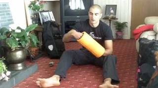 How To Use The Grid Foam Roller