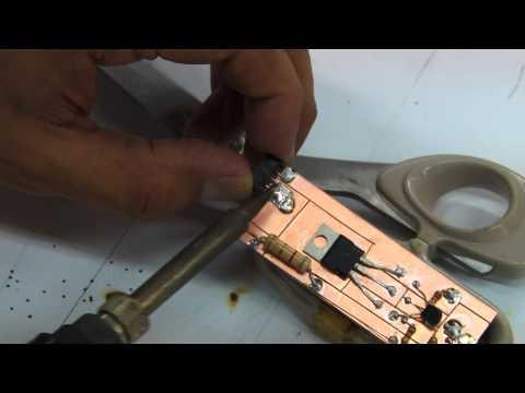 come costruire una lampada solare con una bottiglia di plastica