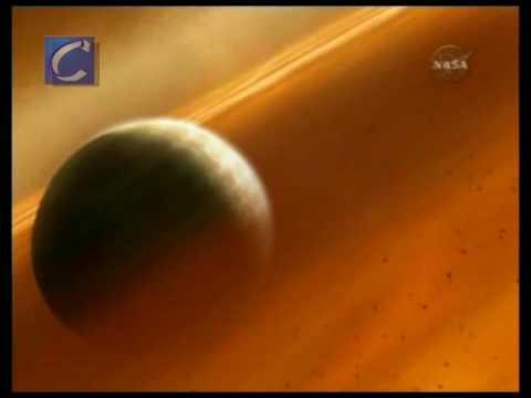 Descubren Sistema Solar HR 8799