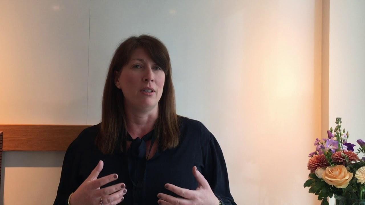 Recharge 2018 interviews: Julie Grieve, Criton Apps