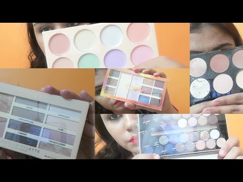 Pickup Any Eyeshadow For 50 % Only|makeup Sale|affordable Makeup India|afsha Aarzu