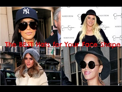 How to Select & Wear the BEST Hats for Your Face Shape | Jalisa's Fashion Files