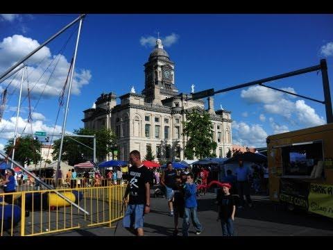 2013  Frankfort Hot Dog Festival Recap  Produced by Erick F Dircks
