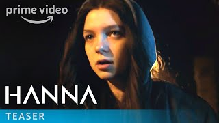 Hanna Season 1 - Teaser: Super Bowl Ad | Prime Video