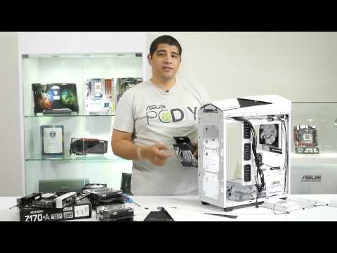, title : 'How to Build a Z170 Gaming PC from Start-to-Finish Featuring ASUS Z170'