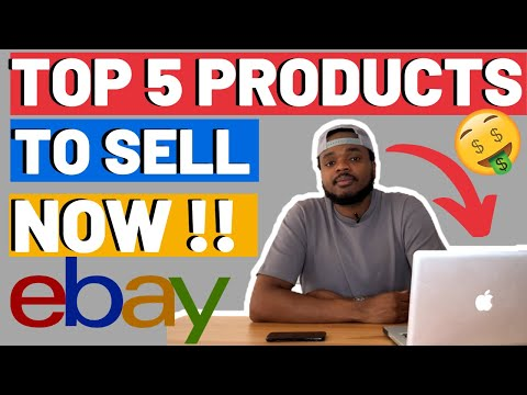 TOP 5 PRODUCTS TO SELL ON EBAY IN OCTOBER 2020 | eBay Product Research Q4