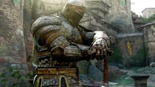 For Honor Official The Warden (Knight Gameplay) Trailer