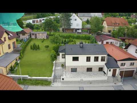 Video Prodej, rodinný dům po rekonstrukci, Český Krumlov, Slupenecká ul.