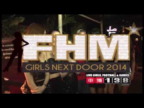 FHM Thailand GND 2014 được tài trợ bởi 138.com - Bar tour tại LIZM (видео)