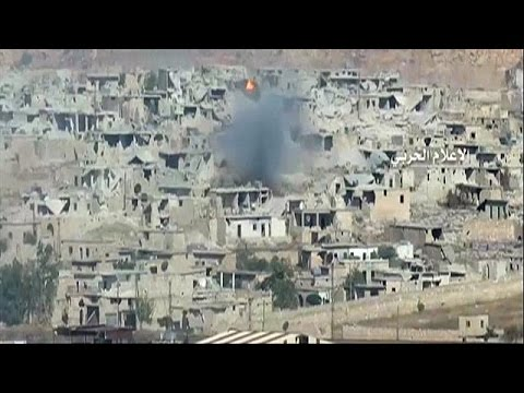 Συρία: Χωρίς νερό το Χαλέπι – Ασταμάτητοι οι βομβαρδισμοί