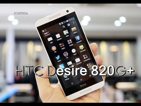 HTC Desire 820G Plus: 199$ Unboxing and Rewiew