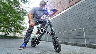 Video RiDICULOUS ELECTRIC MOTORCYCLE MP3, 3GP, MP4, WEBM, AVI, FLV September 2018